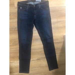 AG the leggings, super skinny jeans, 27